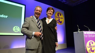Diane and Farage