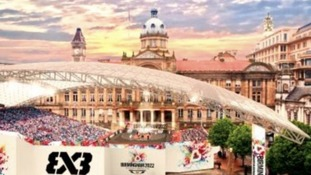 The government has backed Birmingham's bid to host the Commonwealth Games.