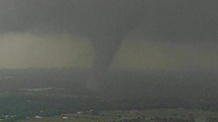 Tornadoes hit Texas