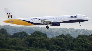 Monarch has twice received a temporary Atol extension in the last two years