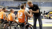 Prince Harry is held in high regard by all of the Game's 550 competitors