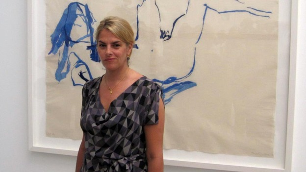 Artist Tracey Emin 