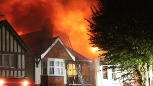 Hove: Children's day nursery destroyed by overnight blaze