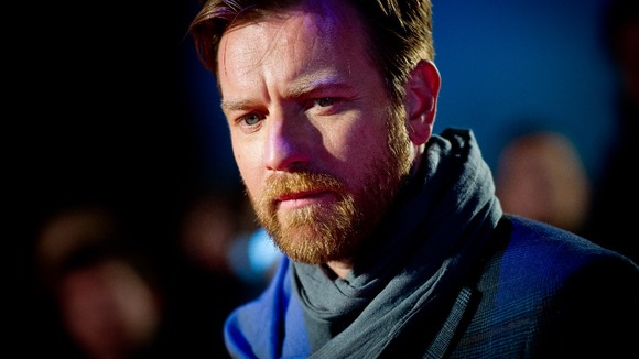 Actor Ewan McGregor gets an OBE