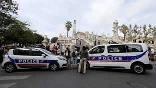 Two women killed in Marseille knife attack and counter-terror investigation opened
