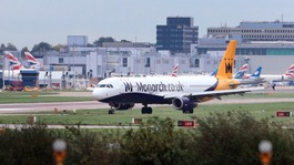 Luton-based airline Monarch goes into administration
