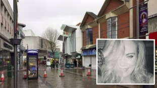 Tahnie Martin died after a wooden water tank cover fell from the roof of a building in Wolverhampton