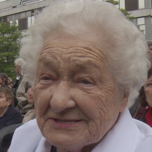 Ruby Gascoigne died on Sunday morning.