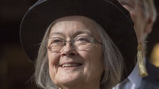 Lady Hale has become the first female president of the Supreme Court.