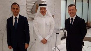 Cairns Ambassador Qatar