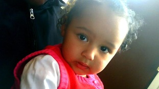Atiya aged 3