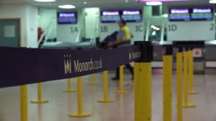 Key information about impact of Monarch administration on Birmingham Airport