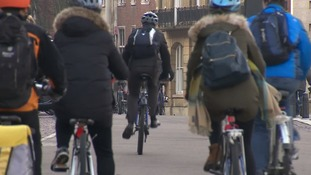 Cycling safety operation to begin