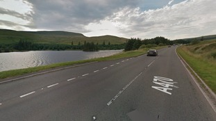 Brecon reservoir