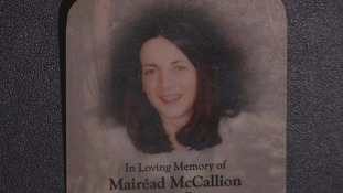 Mairead McCallion's family say their journey to discover the truth of how she died - will continue.