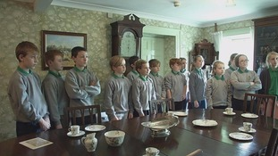 Historic house in Co Antrim wins educational award