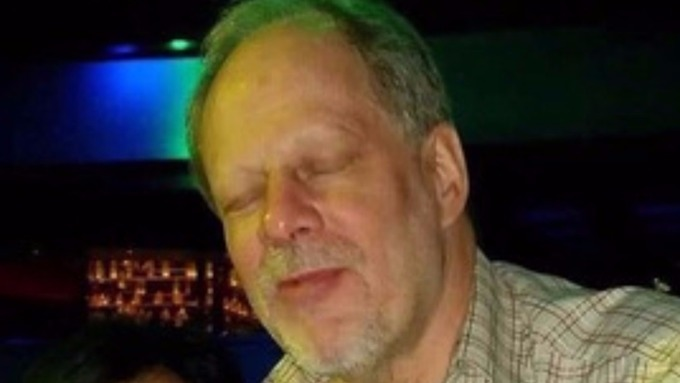 Stephen Paddock was found dead in his hotel room.