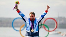 Ben Ainslie is among many Olympians and Paralympians to be honoured by the Queen.