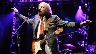 Tom Petty performs in 2010.