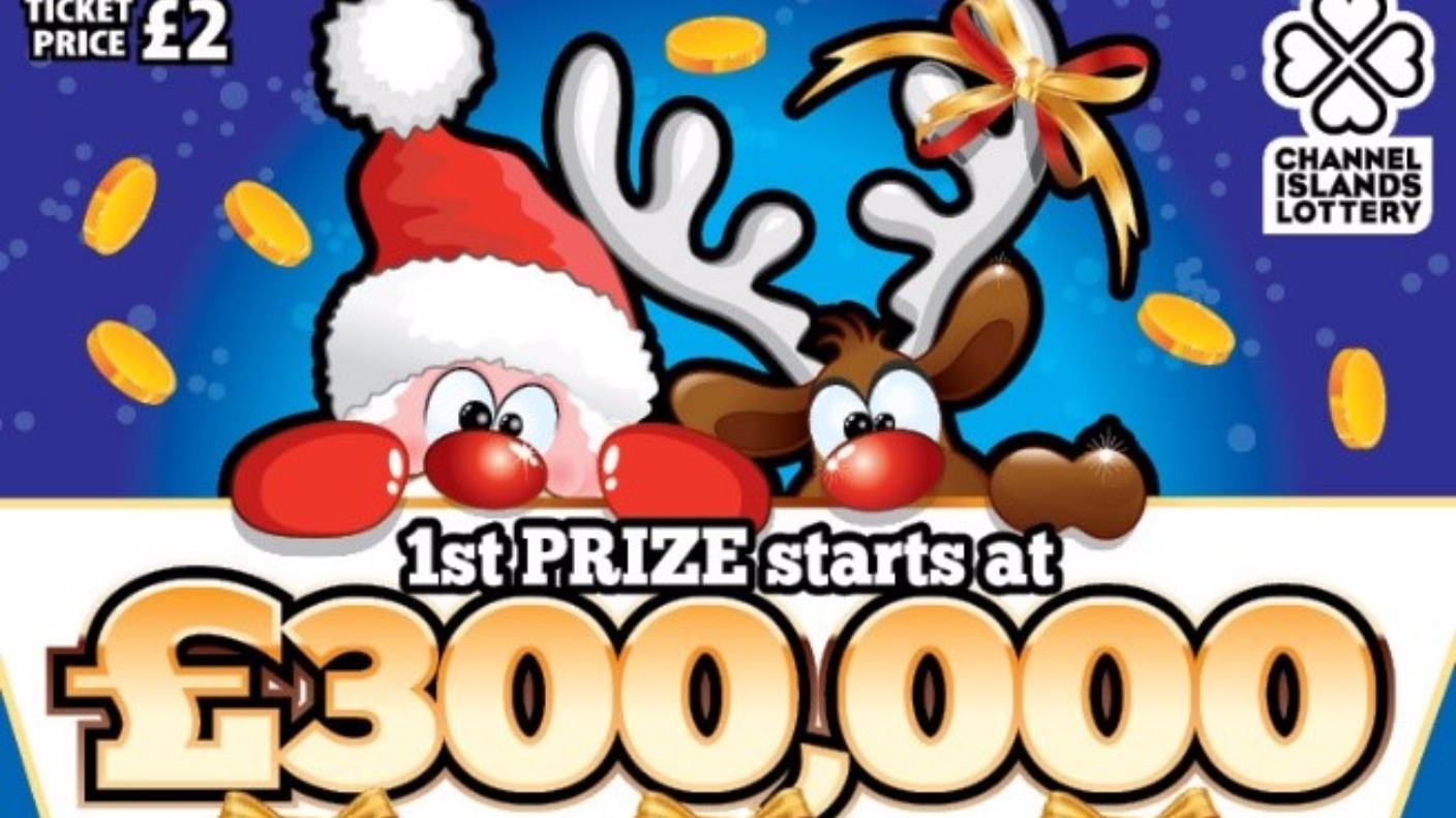 National Lottery Channel Islands