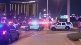 Las Vegas mass shooting kills 58 and injures almost 500
