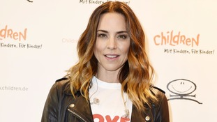 Mel C says she was lucky to have survived eating disorder