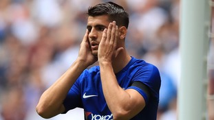 Alvaro Morata's hamstring injury he suffered in Chelsea's 1-0 defeat to Man City could keep him out for several weeks