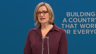 Amber Rudd intends to ban shops selling acid to minors.