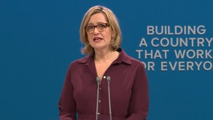 Home Secretary Amber Rudd pledges to ban selling acid to teenagers in clamp down on corrosive attacks