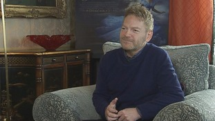 Sir Kenneth Branagh was honoured with the Freedom of Belfast.