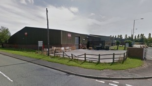 The Witter Towbars plant in Deeside