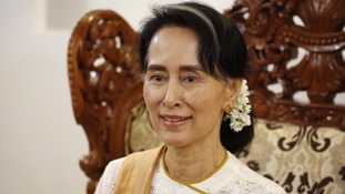 Aung San Suu Kyi is a Nobel Peace Prize winner.