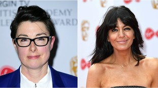 Sue Perkins (left) and Claudia Winkleman (right) both attended the college.