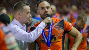 Castleford star Luke Gale named rugby league's Man of Steel