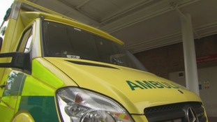 The Welsh Ambulance Service covers 8,000 square miles across Wales