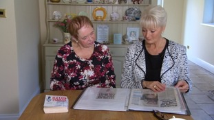 Women whose daughters vanished in similar circumstances meet for first time