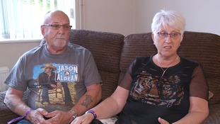 Couple from Suffolk say they thought they would die in Vegas mass shooting
