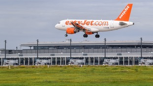 easyJet said winds were too high in Madeira for their plane to land