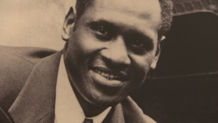 'A remarkable man': Celebrating Paul Robeson's transatlantic broadcast to Welsh miners 60 years ago