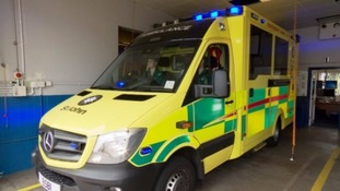 Guernsey's St John ambulance service says the number of calls they respond to has risen by 10 per cent in the last two years