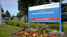 Royal Cornwall Hospital