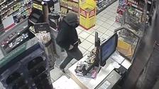 CCTV footage.