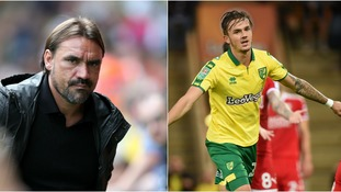 Daniel Farke (left) and James Maddison (right) will be hoping to pick up their respective awards.