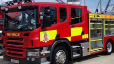 The crew at Southend fire station has been suspended from community events