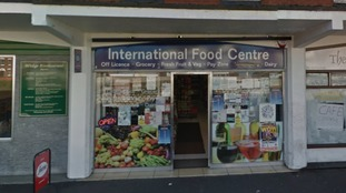 The International Food Centre on Binford Place, Bridgwater.