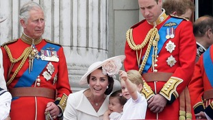 Prince Charles said he worried about the world his grandchildren will inherit.
