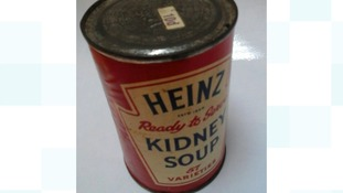 The soup was discontinued by Heinz 35 years ago