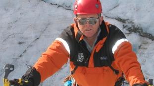 Mark Hodgson MBE