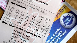 £168 million EuroMillions numbers drawn