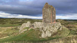 Smailholm Tower saw the most dramatic surge in visitors, with 23%